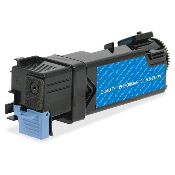 Elite Image Toner Cartridge - Remanufactured - Cyan Laser - 2500 Page