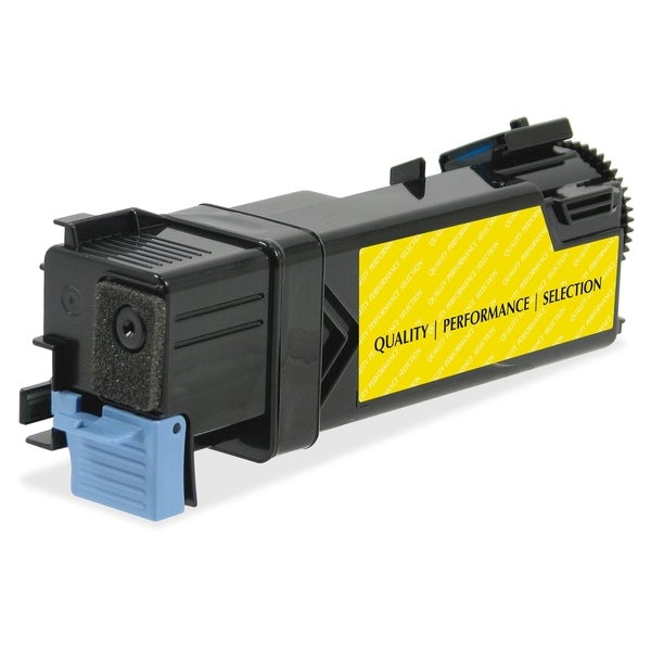 Elite Image Toner Cartridge - Remanufactured - Yellow Laser - 2500 Page