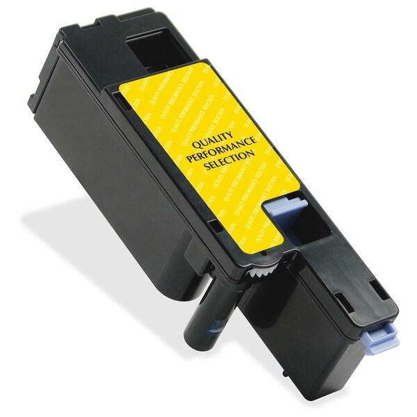 Elite Image Toner Cartridge - Remanufactured - Yellow Laser - 1400 Page
