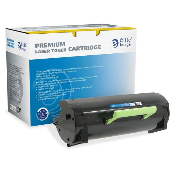 Elite Image Toner Cartridge - Remanufactured - Black Laser - 2500 Page