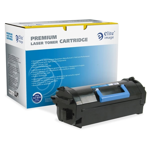 Elite Image Toner Cartridge - Remanufactured - Black Laser - 6000 Page
