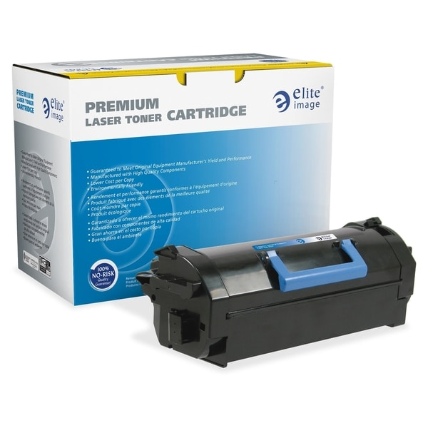 Elite Image Toner Cartridge - Remanufactured - Black Laser - 25000 Page