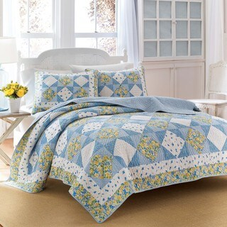 Laura Ashley Grace Patchwork Sham