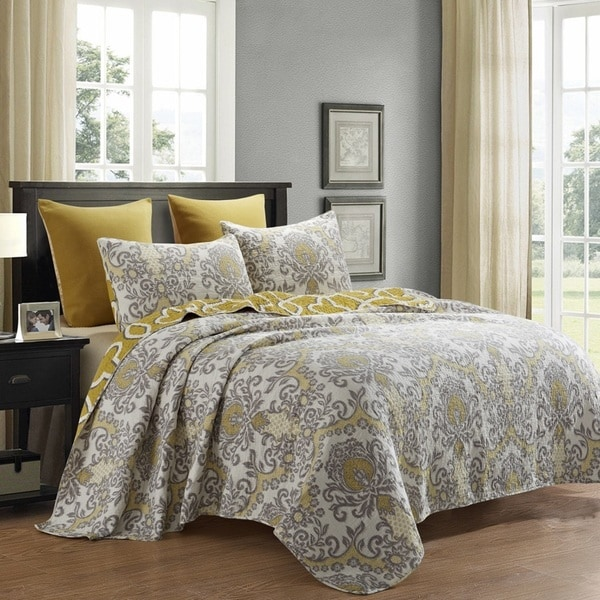 Champs Elysee 3-piece Quilt Set