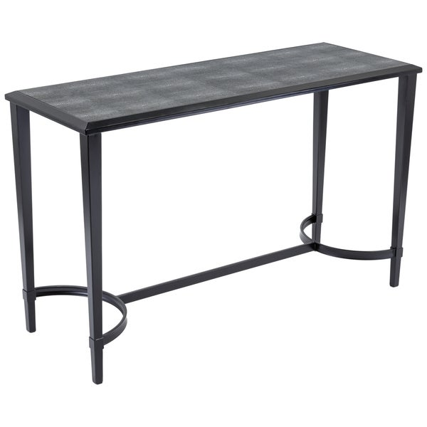 Safavieh Couture Collection Cayman Black Console Table