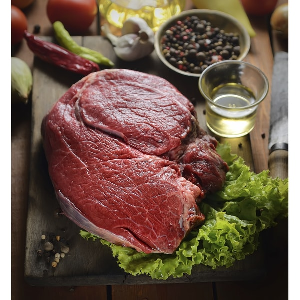 Good Fork Foods 100-percent Grass-fed and Finished Couloitte (Sirloin Cap) Steak