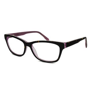 V Optique Women's Audrey Rectangular Reading Glasses