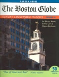 The Boston Globe Sunday Crossword Puzzles (Spiral bound)