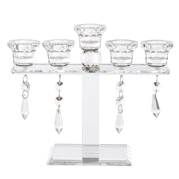 Kathy Ireland Society Chic 5-arm Candelabra