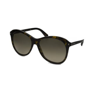 Prada Women's PR13RS Oversize Sunglasses