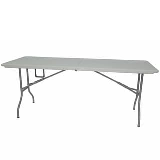 6 Ft. Fold In Half Folding Table