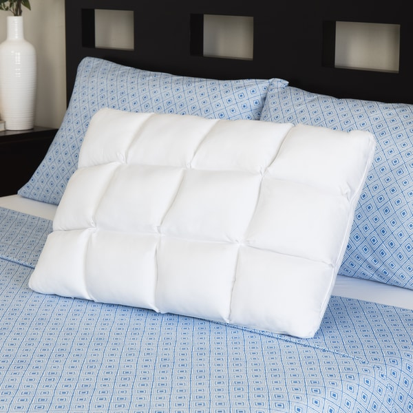 PureCare SoftCell Cooling Memory Foam Puff Pillow