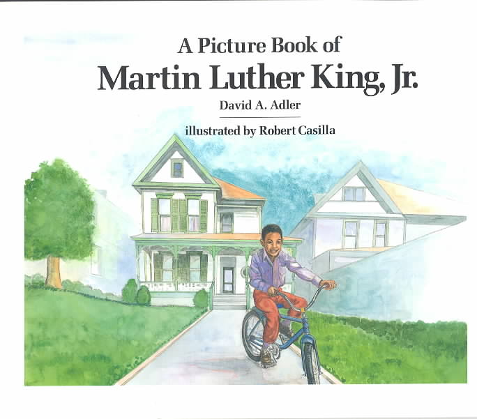 A Picture Book of Martin Luther King, Jr. (Paperback)