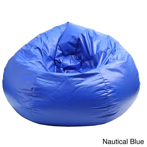 Gold Medal Kid's Deluxe Vinyl Bean Bag Chair