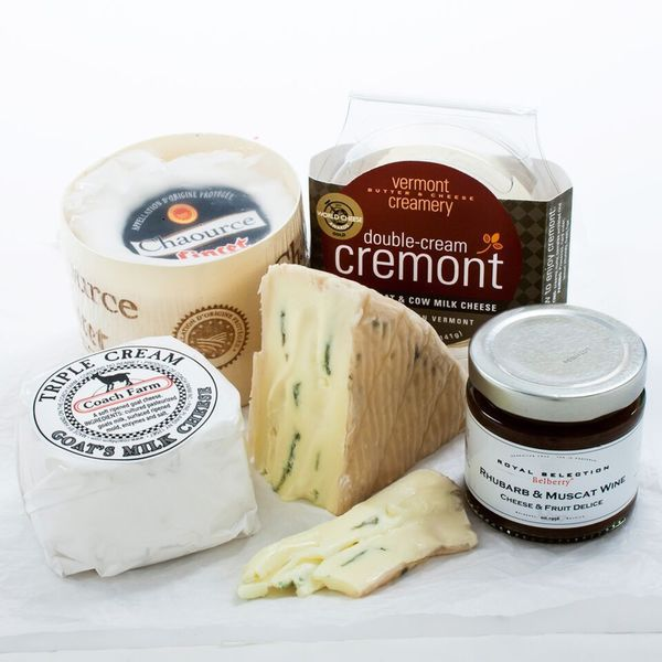 Indulgent Cheese Collection