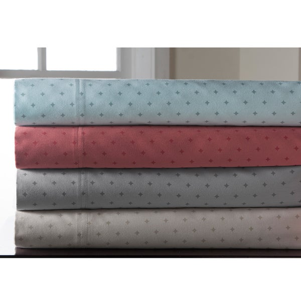 Canterbury Diamond Sateen Cotton Sheet Set