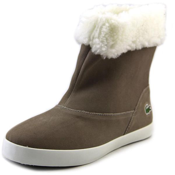 Lacoste Women's 'Trentham CI SPW' Regular Suede Boots