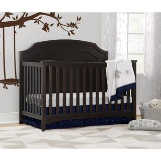 Baby Relax Lakeley Espresso 4 in 1 Convertible Crib