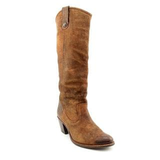 Frye Women's 'Jackie Button' Leather Boots