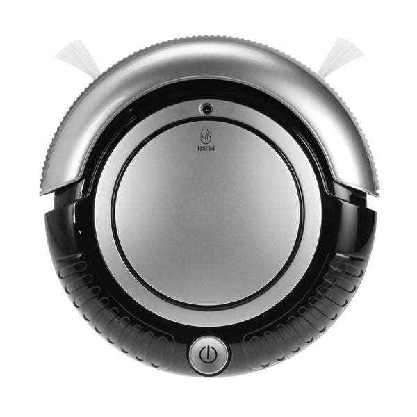 Kalorik 2 in 1 Black Robot Vacuum Cleaner and Mop