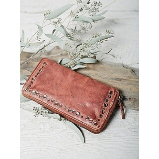 Old Trend 19043 Tuscano Leather Wallet
