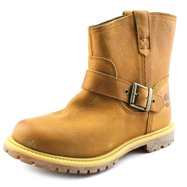 Timberland Women's 'Premium 6-Inch Pull-on Waterproof boot' Leather Boots
