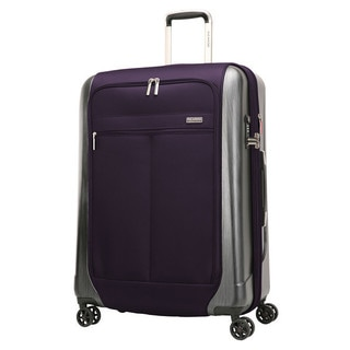 Ricardo Beverly Hills Mulholland Drive 28-inch Expandable Spinner Suiter Upright Suitcase