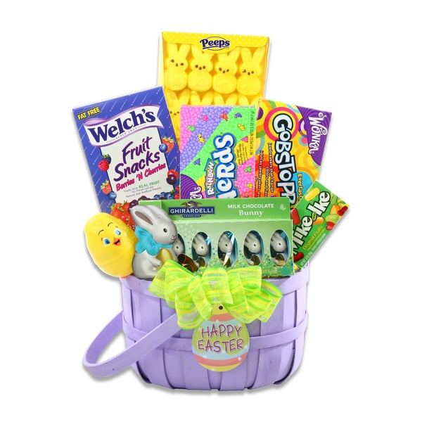Alder Creek Gift Baskets Ghirardelli Easter Treats