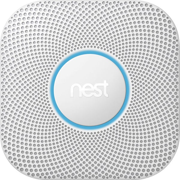 Nest Protect Battery-Powered Smoke and Carbon Monoxide Alarm