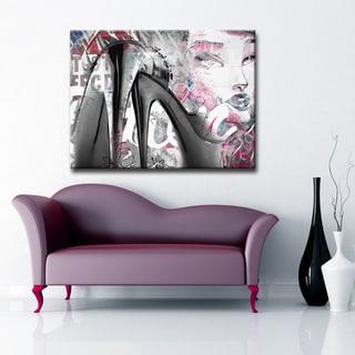 Ready2HangArt 'Urban Fashion XXXIX' Canvas Art