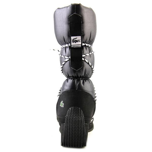 Lacoste Women's 'Arbonne Ski Trad SRW Text' Basic Textile Boots