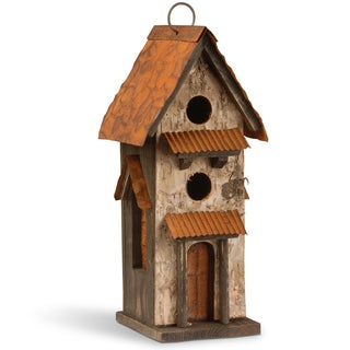 National Tree Company 12.6-inch Bird House
