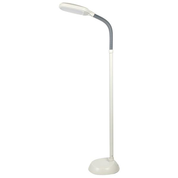 Tensor 19848-000 55-Inch LED Natural Daylight/Full Spectrum Floor Lamp, Beige