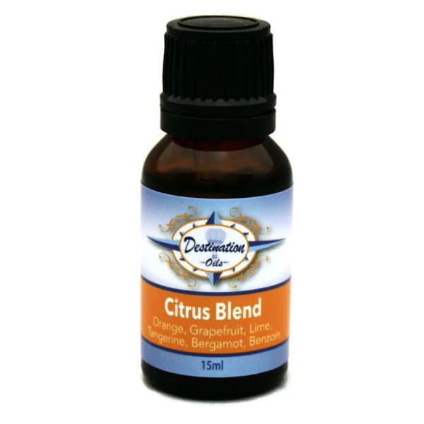 Citrus Blend 15ml Essential Oil for Stress Relief