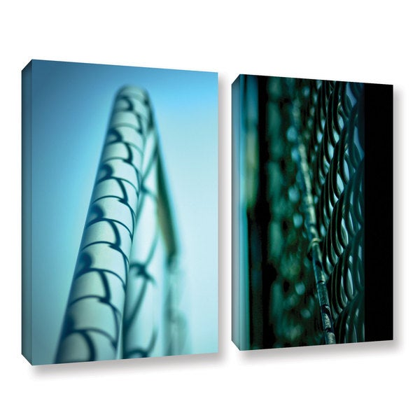 ArtWall Mark Ross's Easy Come Easy Go , 2 Piece Gallery Wrapped Canvas Set