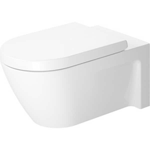 Duravit Toilet Wall Mounted 62 Cm Starck 2 White/  Washdown/  Us-version White Alpin 17460090