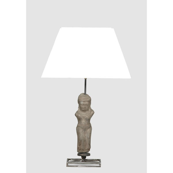 Vaughn Statuette Table Lamp