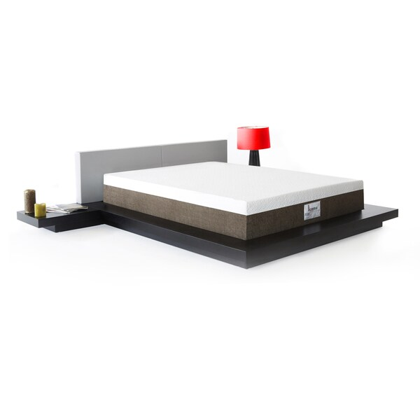 iKrema Max Comfort 11-inch Cal King-size Memory Foam Mattress