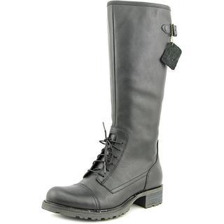 Sebago Women's 'Saranac Lace High' Leather Boots