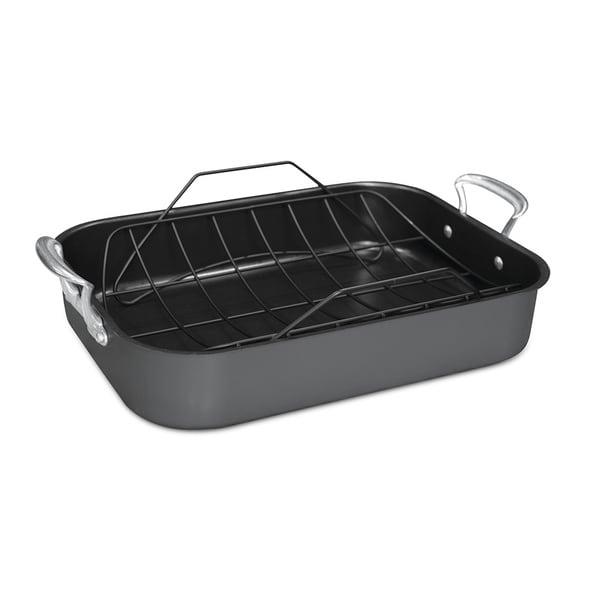 Nordic Ware Extra Large Nonstick Roaster with Rack
