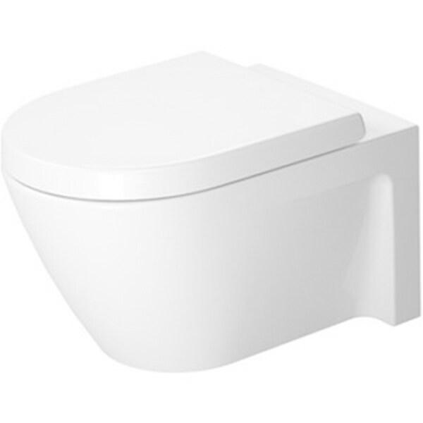 Duravit Toilet Wall Mounted 54 Cm Starck 2 White/  Washdown/  Us-version/  Wgl White Alpin 17460364
