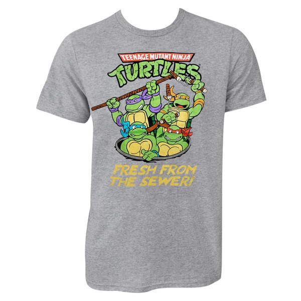 Teenage Mutant Ninja Turtles Fresh From The Sewer T-Shirt