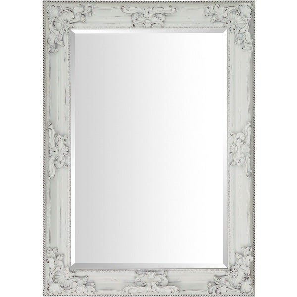 Wooden Monte Wall Mirror (42.5 x 30.5)