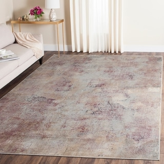 Safavieh Constellation Vintage Beige/ Multi Viscose Rug (8' 10 x 12' 2)