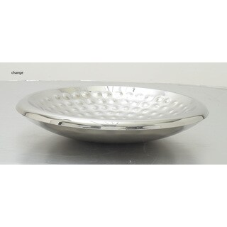 Stainless Steel Double Wall Bowl 20-inch x 4-inch
