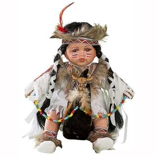 Cherish Crafts Migina 12-inch Porcelain Doll