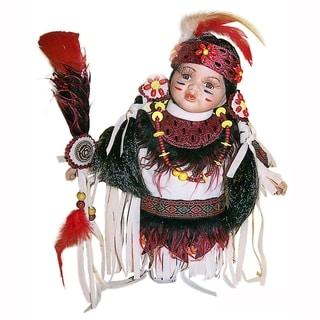 Cherish Crafts Nayeli 12-inch Porcelain Doll