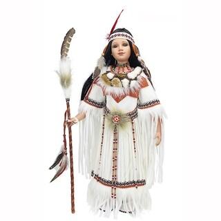 Cherish Crafts Desert Spirit 24-inch Porcelain Doll
