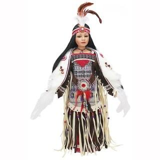 Cherish Crafts Wind Spirit 24-inch Porcelain Doll