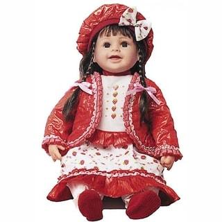 Cherish Crafts Sydney 25-inch Musical Vinyl Doll